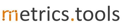 Metrics.tools Logo